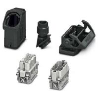 Image of HC-EVO-A10UT#1411356 - Steckverbinder-Set BWS-HH-M20-PLRBK HC-EVO-A10UT1411356