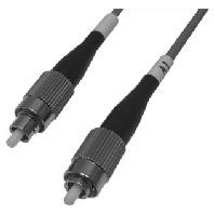 OSKT50  - Optisches TWIN-Erdkabel 50m 4xStecker FC/PC OSKT50