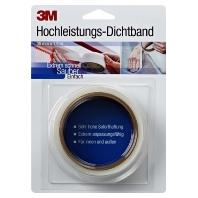 DICHT38T  (12 Stück) - Dichtband 38mmx1,5m,transluz. DICHT38T