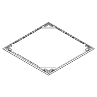 86005010-einbaurahmen-quadratis-leuchten-86005010