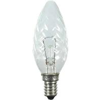 40805 - Kerzenlampe gedreht 35x97 E14 240V 40W klar 40805