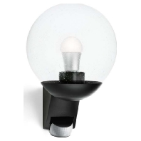 Sensor-buitenwandlamp L 585 S van STEINEL, zwart