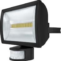 theLeda E20 BK - LED Strahler schwarz mit BWM theLeda E20 BK