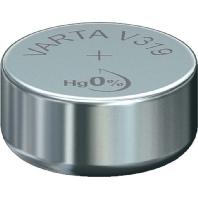 Image of V 319 Stk.1 (10 Stück) - Uhren-Batterie 1,55V/21mAh/Silber V 319 Stk.1
