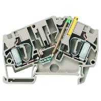 ZTR 6-2 E / 230V UC - Reihenklemme ZTR 6-2 E / 230V UC - Aktionspreis - 1 Stück verfügbar
