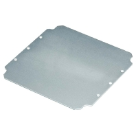 POK MOPL 2525 - Montageplatte Stahlblech verzinkt POK MOPL 2525