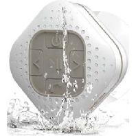 BT550SG si/gr - Bad-Lautsprecher Bluetooth,Saugnapf BT550SG si/gr