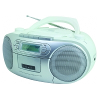 SoundMaster SCD7900 DAB+ radio CD-radio Wit