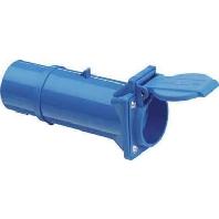 ADP052 - Adapter Stecker 3-pol., 16 A, 230 V, 6h blau a ADP052