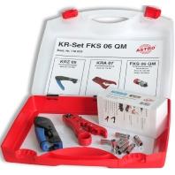 KR-SET QM - Set KRA07,100xFKS06,KRZ05 +Werkzeugkiste KR-SET QM