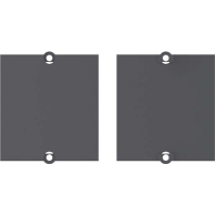 917.009 - Central cover plate blind cover 917.009