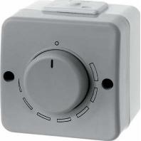 297010 - Drehzahlsteller mit Reguli erknopf Aquatec IP44 297010