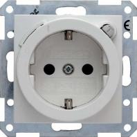47081909 Socket outlet (receptacle) 47081909