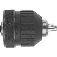 Bosch 2608572068 Snelspanboorhouder tot 10 mm, 1 tot 10 mm, 3-8 tot 24