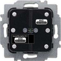 Image of 6212/2.1 - Sensor/Dimmaktor 2/1-fach 6212/2.1