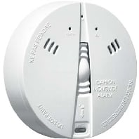 Image of PROTECTOR CD 45weiss - Kohlenmonoxid-Melder AlarmausgNO pot.frei PROTECTOR CD 45weiss
