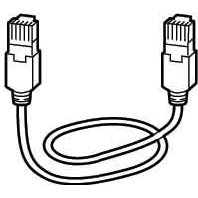 Image of EASY-NT-150 - Netzwerk-Verbindungskabel f.EASY8..NET, 1,5m EASY-NT-150