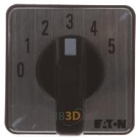 TM-3-8243/E - Stufenschalter 1pol. TM-3-8243/E