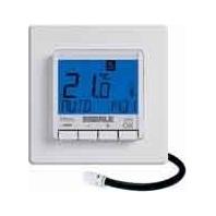 Eberle FIT-3F Kamerthermostaat Inbouw Dagprogramma 10 tot 40 °C