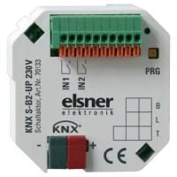 ELS 70133 KNX S-B2-UP EIB KNX Switch actuator, 230V AC, ELS 70133 KNX S-B2-UP