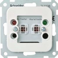 740130 - Ruf-Abstelltaster Sigma 740130
