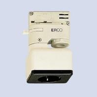 79023.000 - 3-Phasen-Adapter ws mit Schukosteckdose 79023.000