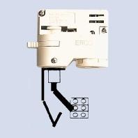 79055.000 - 3-Phasen-Adapter ws für Pendelleuchte 79055.000