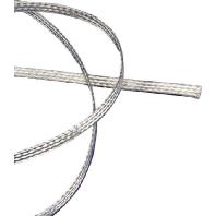 RTCB 15-6 (25 Meter) - Rundes Kupfergewebeband aus Kupfer verzinnt RTCB 15-6