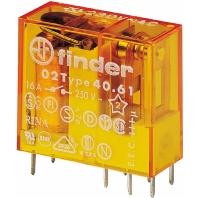 40.61.8.012.0000 - Steck/Printrel.12VAC 1W16A Raster 5mm 40.61.8.012.0000