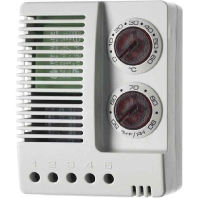 Schakelkast Hygro + thermoststaat Finder 7T.91.8.230.4050 Schakelstroom 6 A