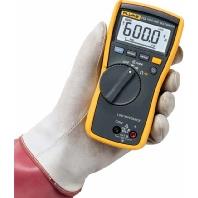 Handmultimeter Digitaal Fluke 113 CAT III 600 V Weergave (counts): 6000