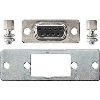 Image of 002100 - Steckverbinder 9p. Min-D 002100