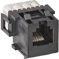 004400 - Buchse Mod.Jack AMP 6pol. 004400