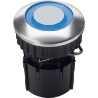 PROTACT 240 LED - Klingeltaster LED Ring bl Alu EV1 PROTACT 240 LED