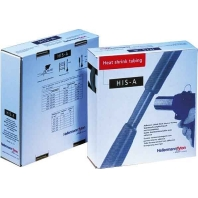 Krimpkousen-box HIS-A Ø voor-na krimpen: 24 mm-8 mm Krimpverhouding 3:1 3 m Zwart