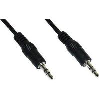 5766000003 - Audiokabel 1,2m,stereo,Kli. 5766000003