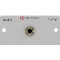 Kindermann Kindermann VGA HD-15, 5 Meter VGA kabel (7444000511)