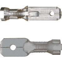 2235 (100 Stück) - Flachstecker 0,5-1qmm 2235