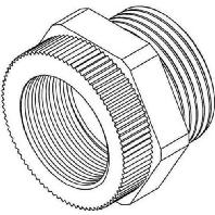 1897P16M25 Adapter ring M25-PG16 plastic 1897P16M25