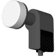 KR 123 WSG - Universal-Single LNB 0,3dB, 23/40mm KR 123 WSG