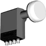 KR 4423 WSG - Universal-Quad LNB 0,3dB, 23/40mm KR 4423 WSG