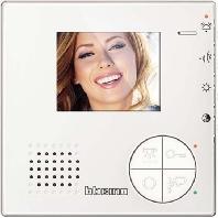 344502 - Video-Hausstation 2-Drahttechnik 344502