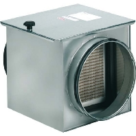 TFE 40-7 - Luftfilter Rohr DN400 TFE 40-7