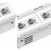 Image of MS450156M - Installations-Switch 6 Port Fast Ethernet MS450156M