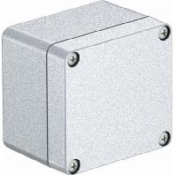 Mx 080705 SGT - Aluminiumleergehäuse Mx 080705 SGT