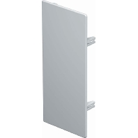 WDK HE100230RW - Endstück f.100x230mm,PVC WDK HE100230RW