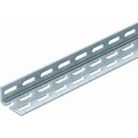 WP 40 65 5000 FT (5 Meter) - Winkelprofil gelocht 40x65x5000, St, FT WP 40 65 5000 FT