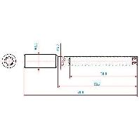 WFS 1060/G-4.0-3.0  - Schraubwerkzeug WFS 1060/G-4.0-3.0