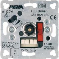 LED dimmer Peha 431 HAN LED