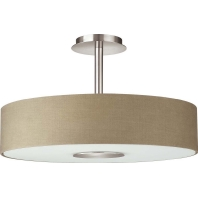Philips InStyle Flora Plafondlamp Nikkel